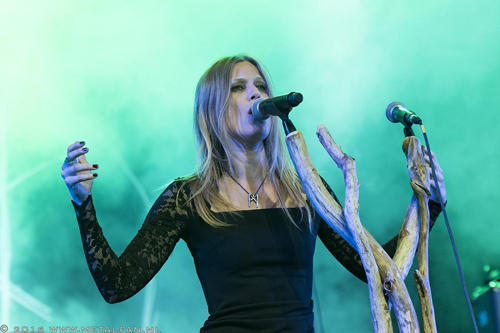 Myrkur Wacken Open Air 2016 Foto door Tonnie Westerbeke