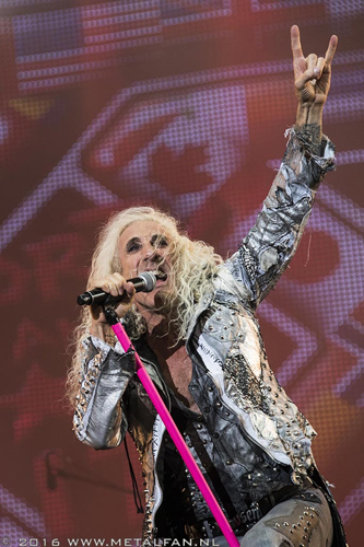 Twisted Sister Wacken Open Air 2016 Foto door Tonnie Westerbeke